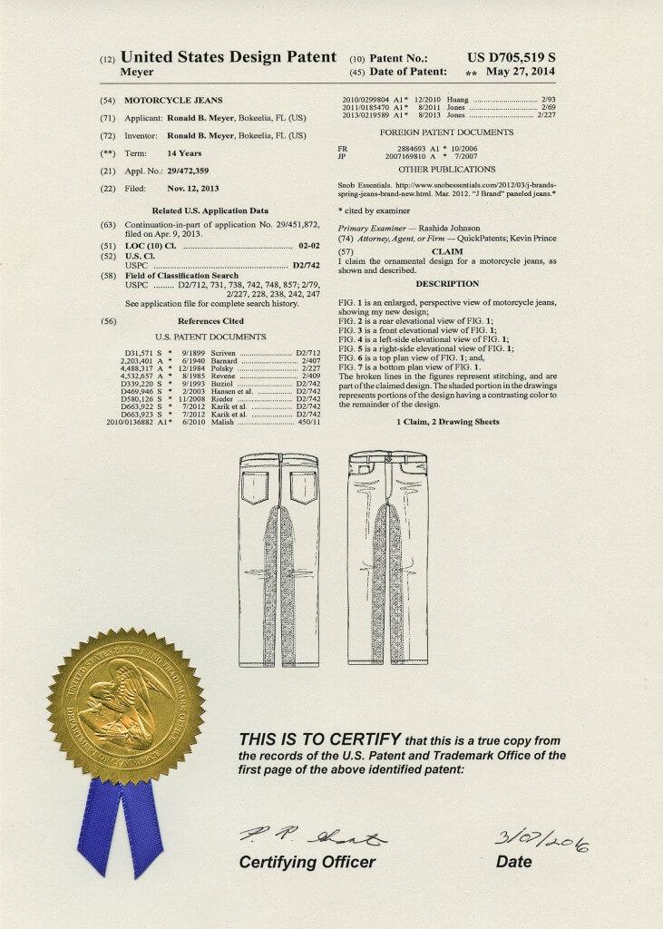 Gravitate Patent for Jon