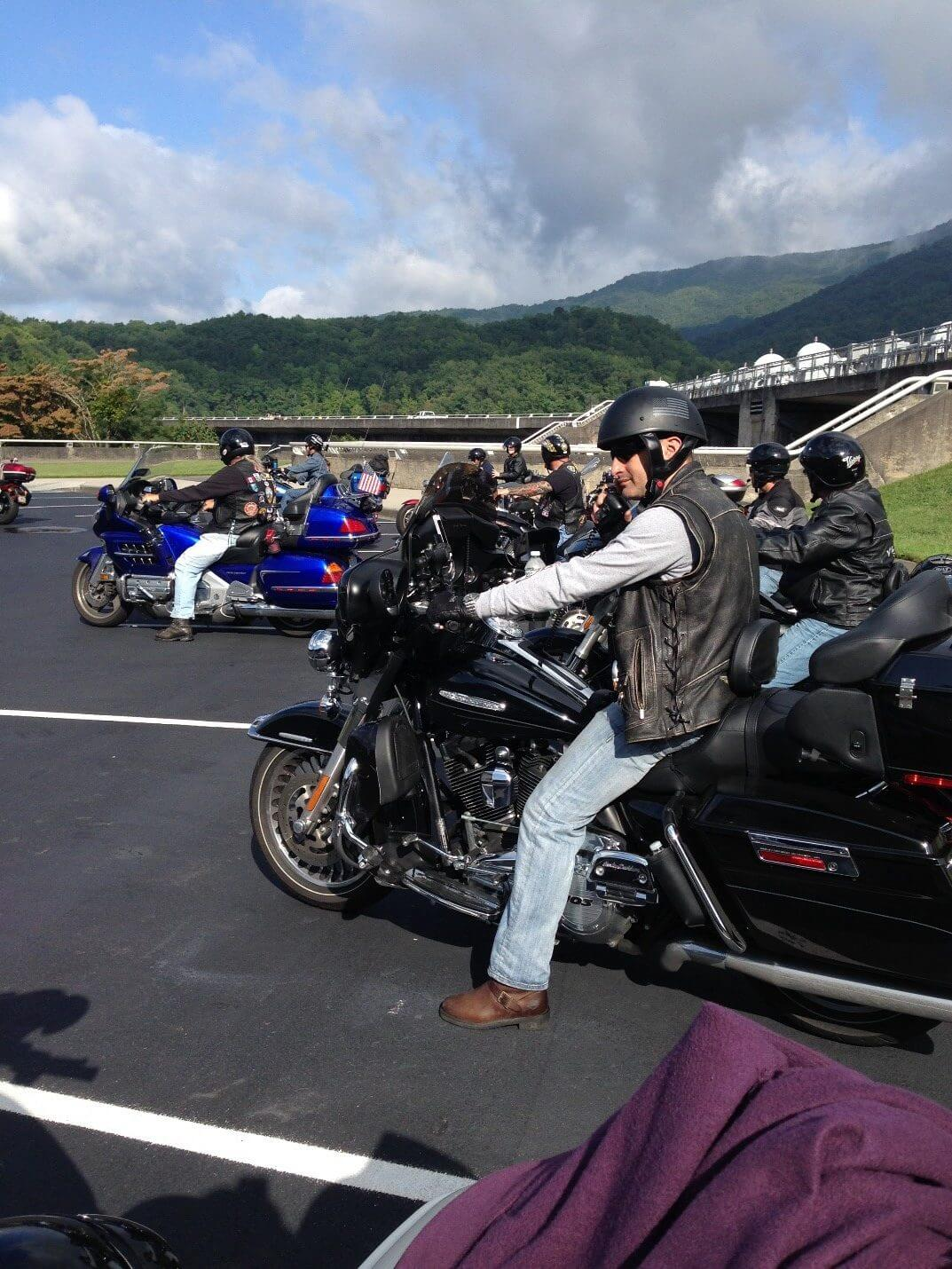 NC Motorcycle Trip - Gravitate Jeans